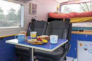 Campervan hire Plumbstead