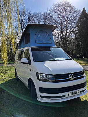 Campervan hire chester