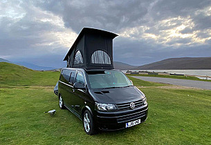 Campervan hire Beauly