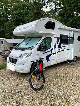 Swift 696 Escape Motorhome  for hire in  York