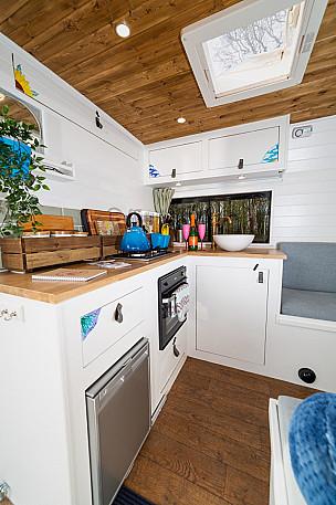 Campervan hire Chingford