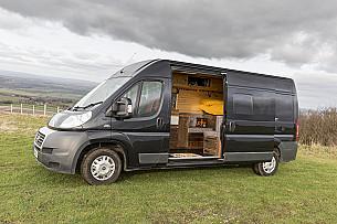 Campervan hire Brighton