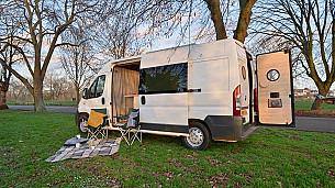 Campervan hire Tottenham