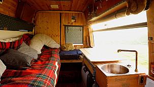 VW LT35 Campervan  for hire in  London