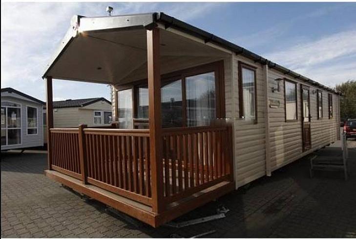 Caravan rental Towyn - ABI Brisbone Alice