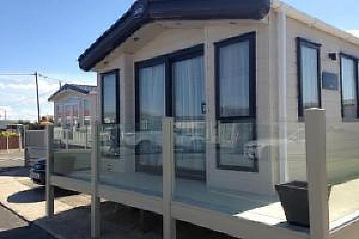 Caravan rental Towyn - ABI WESTWOOD LODGE