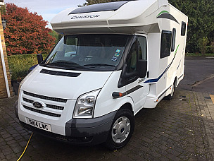 Chausson Best of 04 Motorhome  for hire in  St. Albans
