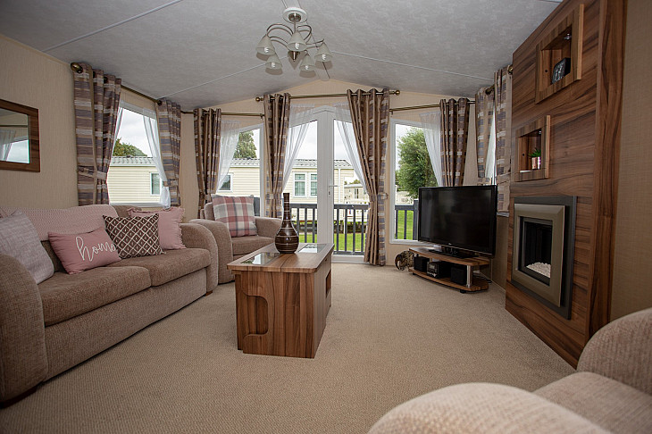 Caravan rental South Cerney - Willerby Winchester