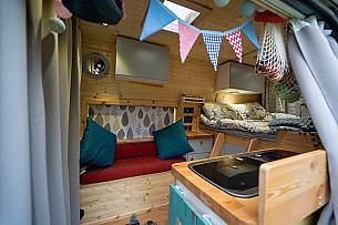 Campervan hire Birmingham
