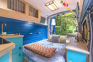 Campervan hire Long Melford, Sudbury