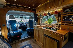 Campervan hire Eastleigh