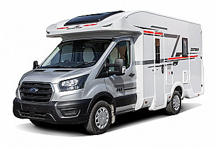 Rollerteam Zefiro 665 Motorhome  for hire in  Bearsden