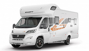 2020 Swift  Edge 486 Motorhome  for hire in  Wetherby