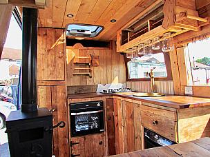 Campervan hire Surbiton