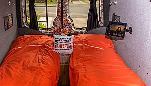 Campervan hire Reading