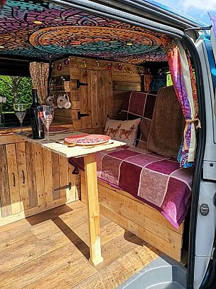 Campervan hire Northampton