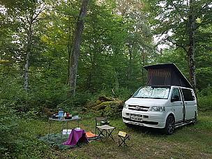 Campervan hire Cambridge