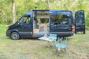 Campervan hire Newhaven