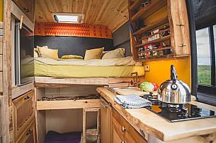 Campervan hire Newcastle upon Tyne