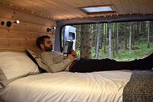 Campervan hire Edinburgh