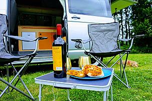 Campervan hire Worthing