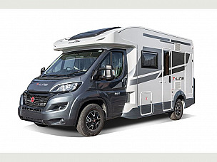 ROLLER TEAM T-LINE 590 LOW LINE Motorhome  for hire in  Hull