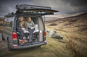 Volkswagen T6 Campervan  for hire in  Leicester