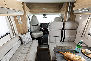 Motorhome hire Chandlers Ford