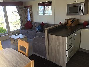 Willerby Sierra Static Caravan  for hire in  Penmaenmawr