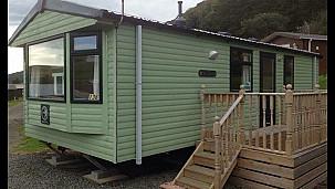 Swift Caravan Static Caravan  for hire in  Ceredigion