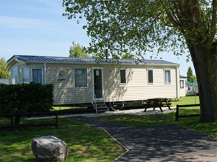 Caravan rental Minehead - Willerby New Hampton