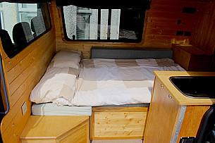Campervan hire South Croydon