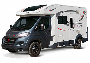 Rollerteam T Line 590 Manual Motorhome  for hire in  Inverness
