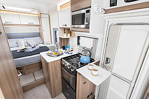 Motorhome hire Wetherby