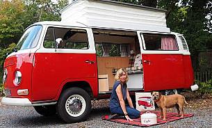 Campervan hire Ryde