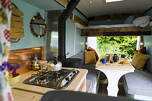 Campervan hire Frome