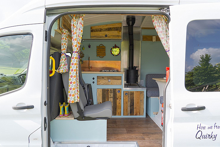 Ford Deirdre the Transit hire Frome