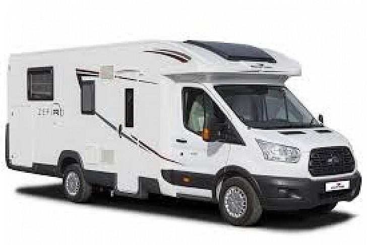 Ford Roller team 2021 Zefiro 696 hire Brighton