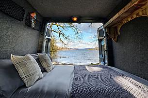 Campervan hire Kendal