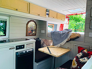 Campervan hire Caterham