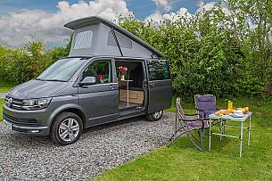 Campervan hire Exeter