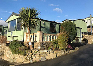 2015 swift louire Static Caravan  for hire in  Barmouth