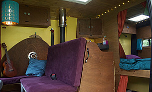 Campervan hire Stroud
