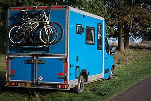 Campervan hire Chellaston