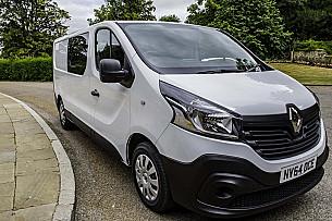 Renault Traffic Campervan  for hire in  Cambridge