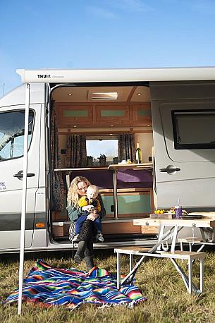 Campervan hire Maidstone