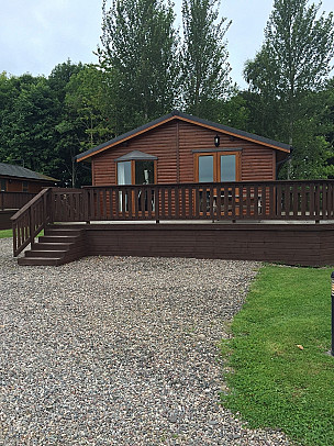 3 bed Lodge Lodge  for hire in  Blairgowrie