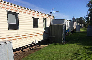 Willerby Granada 12' wide Static Caravan  for hire in  Mabelthorpe