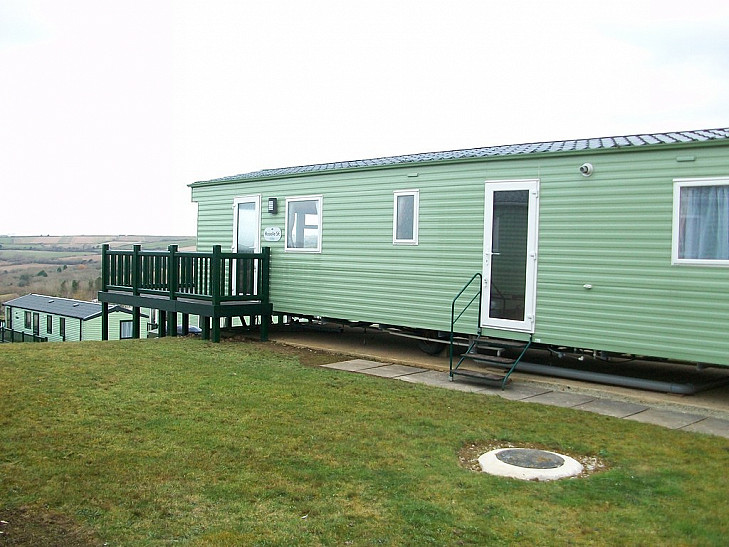 Caravan rental Newquay - ABI Roselle