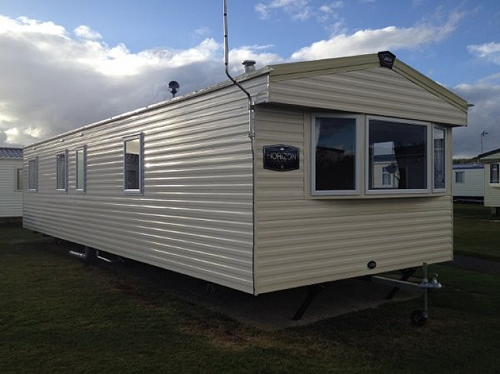 Caravan rental Prestatyn - Abi Horizon